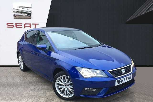 SEAT Leon 5dr (2016) 1.6 TDI SE Dynamic Tech 115PS