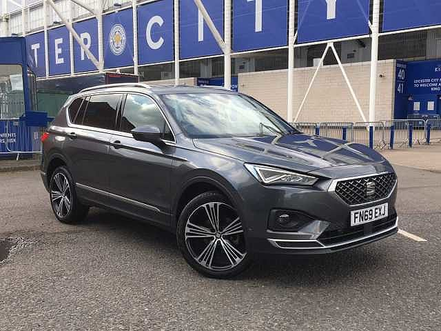 SEAT Tarraco 2.0TDI (150ps) Xcellence Lux SUV